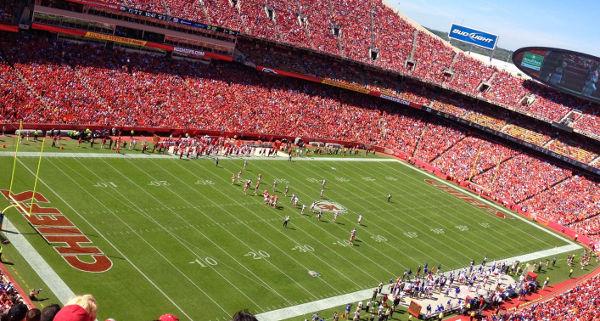 Watch Kansas City Chiefs Online - American Football Games Live