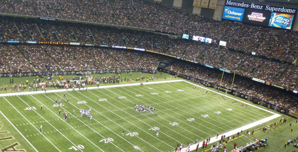 Watch New Orleans Saints Online - Football Live Stream