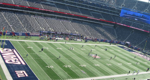 Watch New York Giants Online - American Football Live Stream