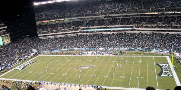 Watch Philadelphia Eagles Online - Live NFL Football Streaming