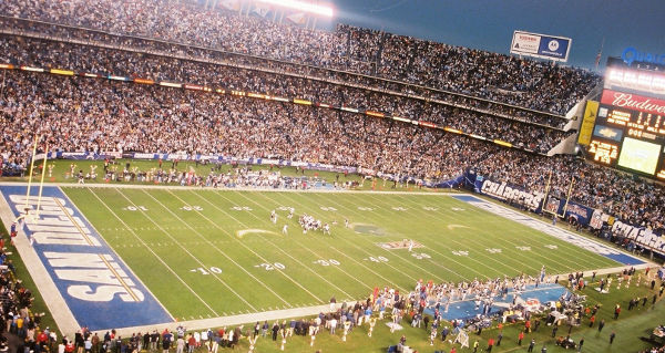 Watch San Diego Chargers Online - NFL Football Game Streaming
