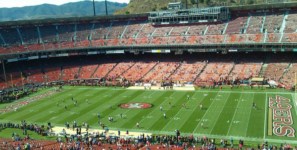 Watch San Francisco 49ers Online - Live Football Streaming