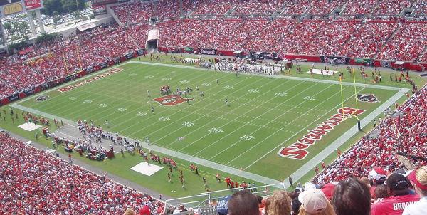 Watch Tampa Bay Buccaneers Online - Live American Football Streaming