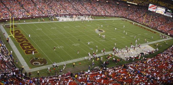 Watch Washington Redskins Online - Live Streams of American Football Games